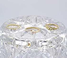 Zlaté prsteny - NOVINKY