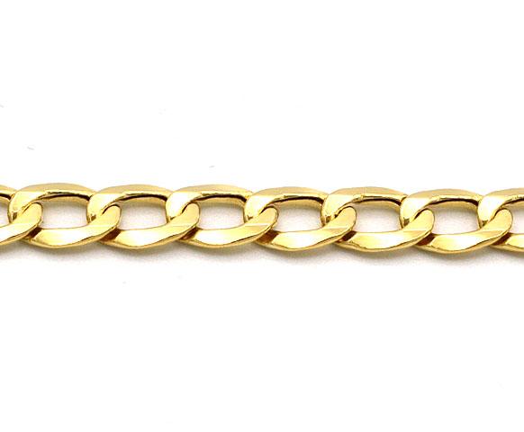 c24d7d34a Zlatý pánský náramek Pancer 3,72g | Zlaté šperky, prsteny, řetízky ...
